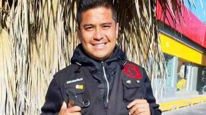 El periodista Israel Vázquez fue asesinado en Guanajuato (Foto: Especial)
