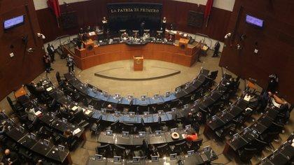 Los senadores también eliminaron el fuero legislativo para ellos mismos y los diputados (Foto: Cuartoscuro)