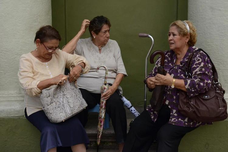 El Instituto Nacional de las Personas Adultas Mayores (INAPAM) es un organismo público descentralizado de la administración pública federal, el cual está a favor de las personas adultas mayores (Foto: Rubén Espinosa/ Cuartoscuro)