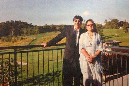 Los padre de Jennifer Pan, Huei Hann Pan y Bich Ha Pan. Foto: Court Exhibits