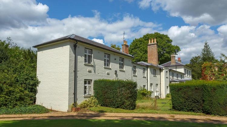 Frogmore Cottage es una casa en los terrenos de Frogmore House, construida en 1801
