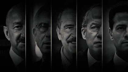 La consulta contra los ex presidentes fue declarada como constitucional (Fotoarte: Jovani Silva/ Infobae México)