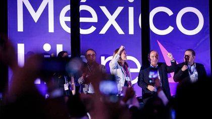 México Libre (Foto: Facebook@MexLibre)
