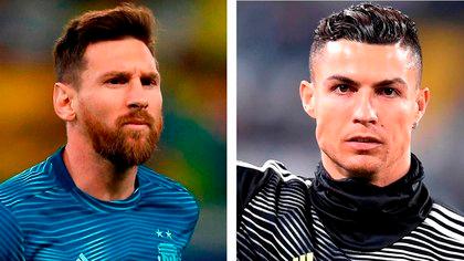 Messi y Cristiano valen menos que Galileo (EFE)