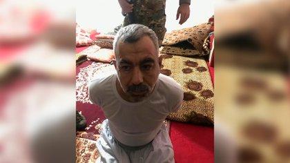 Al igual que el CJNG, ISIS exhibe a sus víctimas en video (Foto: captura de pantalla)