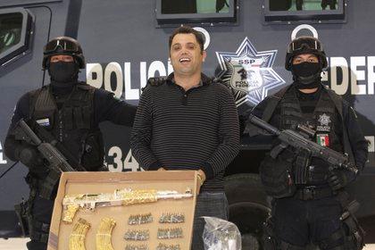 Durante la última década se registraron aproximadamente 463 grupos criminales en México (Foto: Saúl López/Cuartoscuro.com)