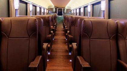 Niños y adultos mayores tendrán descuentos en viajes ejecutivos y turísticos (Foto: Chepe Express)