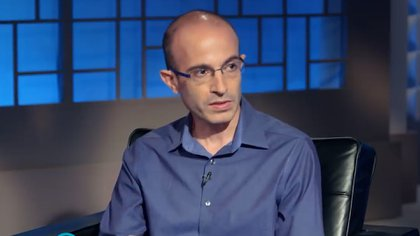 """""""Lo primero que tenemos que comprender es que nadie sabe realmente cómo va a ser el mercado laboral en 2040"""", dijo Harari, por lo cual la flexibilidad es una característica clave a cultivar"""