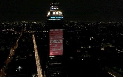 KFC en la Torre Latinoamericana
