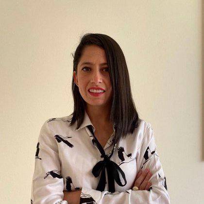 Adriana Greaves confió en que prosperará la vinculación pues hay un trabajo arduo de investigación detrás (Foto: Twitter@SiEsPenalUNAM)
