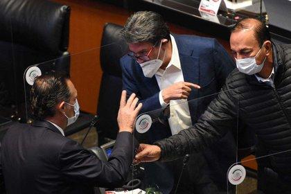 Monreal negoció con la oposición que también se elimine el fuero a diputados y senadores, aunque en una reforma distinta (Foto: Daniel Augusto/ Cuartoscuro)