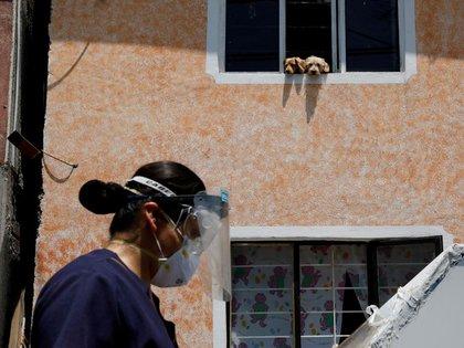 Guanajuato es el segundo estado con más casos activos registrados, según el último informe de la SSa (Foto: Carlos Jasso/ REUTERS)