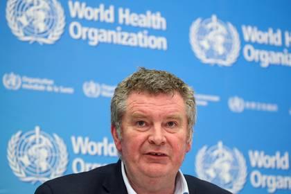 Michael J. Ryan, Director Ejecutivo del Programa de Emergencias Sanitarias de la OMS (REUTERS/Denis Balibouse/Foto de archivo)