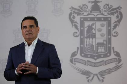 Silvano Aureoles Conejo, gobernador de Michoacán, indicó que no se expondrá a los estudiantes y familiares con un regreso a clases forzado (Foto: Twitter@Silvano_A)