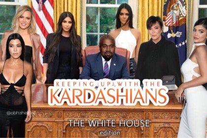 La familia de la esposa del rapero tiene varias temporadas de su exitoso reality show (Foto: Captura de pantalla)
