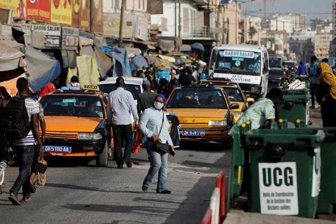 Entre pobreza y conflictos, África se prepara para el confinamiento