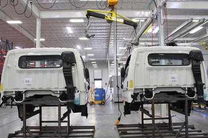 El sector automotor fue parte vital en las discusiones que sostuvieron México (Foto: Cuartoscuro)