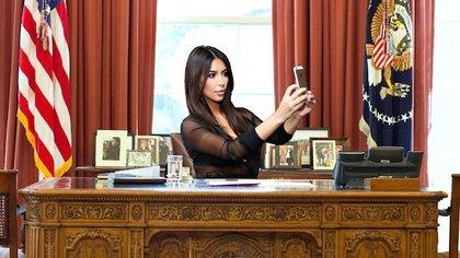 Una posible primera dama y estrella de reality shows (Foto: Captura de pantalla)