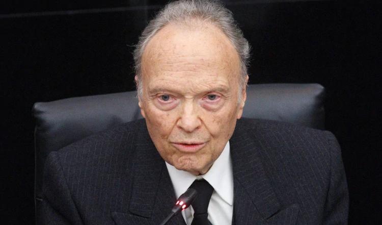 El Fiscal General, Gertz Manero (Foto: EFE)