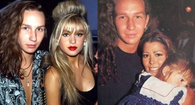 A principios de la década de los 90, ambas cantantes sostuvieron una relación sentimental con el ex Timbiriche Erik Rubín (Foto: Archivo)