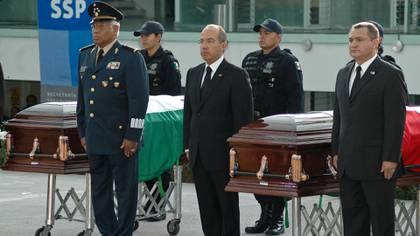 Genaro García Luna  se encuentra preso en una cárcel de Nueva York por sus presuntos nexos con el cártel de Sinaloa (Foto: RODOLFO ANGULO/Cuartoscuro/archivo)