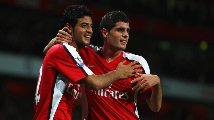 Carlos Vela ha pasado por grandes equipos como el Arsenal de Inglaterra (Foto: Twitter/ @Arsenal)