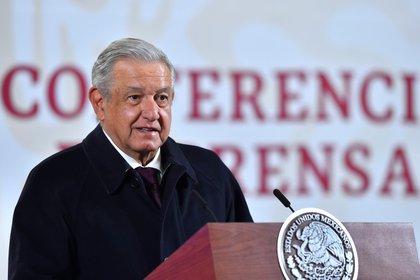 El presidente mexicano podrá ser juzgado por, entre otros delitos, traición a la patria y corrupción (Foto: Presidencia de México)