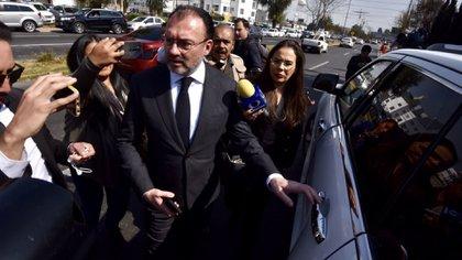 El ex secretario no ha dado entrevistas desde que arrestaron a Emilio Lozoya (Foto: Artemio Guerra Baz/ Cuartoscuro)
