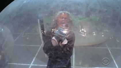 La decisión de tocar en burbujas, lejos de ser solamente curiosa, fue la solución que encontró el grupo de Oklahoma y la producción del programa