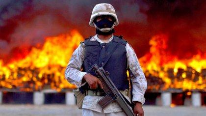 López Obrador cerró el 2019, su primer año de gobierno, con un total de 34,579 homicidios dolosos, convirtiéndose en el año más violento en la historia del país (Foto: Archivo)