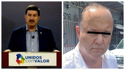 El gobernador chihuahuense Javier Corral, señaló que la detención de su antecesor es un triunfo de la entidad (Foto: Especial)