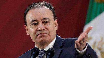 El secretario de Seguridad de México, Alfonso Durazo, manifestó su intención de buscar una gubernatura  (Foto:Reuters / Luis Cortes)
