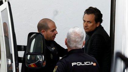 Emilio Lozoya fue detenido en febrero pasado en Málaga, donde se ocultaba en un complejo residencial lujoso (Foto: REUTERS/Jon Nazca)