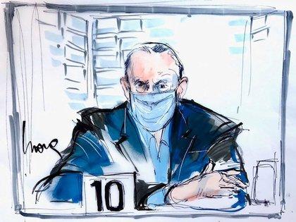 El general se declaró no culpable en su audiencia de imputación y se preveía que el juicio comenzara el 18 de noviembre (Foto: Reuters)