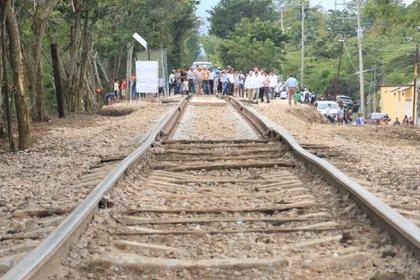Fonatur señaló que el proceso de liberación de derecho de vía se mantiene en la zona de Champotón sin cambios (Foto: Archivo/Cuartoscuro)