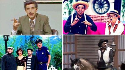 Los personajes más recordados de Rubén Aguirre dentro del ensamble de actores de Roberto Gómez Bolaños (Foto: Archivo)