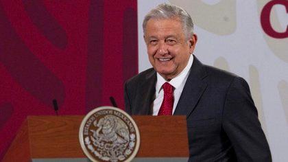 AMLO ha referido que no quiere homenajes de culto a la personalidad (Foto: Presidencia de México)