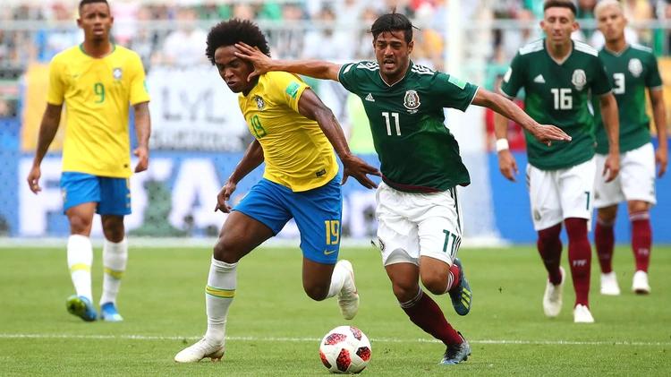 El mexicano ha rechazado en varias ocasiones a su selección (Foto: Michael Dalder/ Reuters)