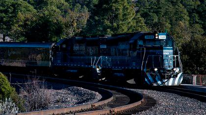 El tren Chepe Express recorre el trayecto de Los Mochis hasta Creel (Foto: Chepe Express)