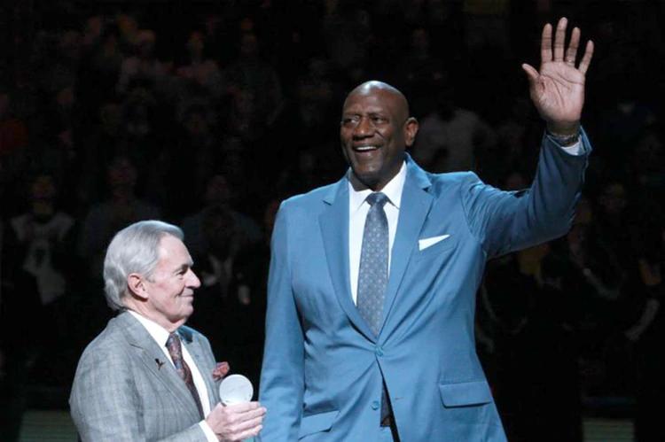 En 2015 ingresó al Salón de la Fama de la NBA (EFE)