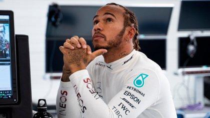 Lewis Hamilton, último campeón de la Fórmula 1