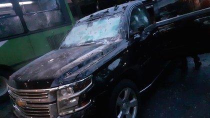 El atentado contra el jefe de policía de la Ciudad de México, Omar García Harfuch, dejó a 3 escoltas y a un civil muerto  (Foto: @c4jimenez)