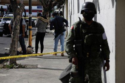 López Obrador cerró el 2019, su primer año de gobierno, con un total de 34,579 homicidios dolosos, convirtiéndose en el año más violento en la historia del país (Foto: REUTERS/Luis Cortés)