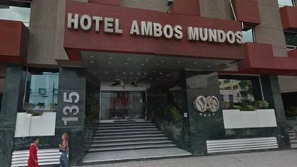Médicos fueron liberados por la Fiscalía en un hotel de Tacubaya (Foto: Google Maps)