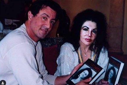 Jacqueline Stallone, madre de actor de Rambo o Rocky, falleció a los 98 años (Foto: Instagram de Jacqueline Stallone)