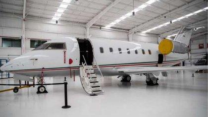 El jet que trae Lozoya fue comprado a sobreprecio cuando Murillo Karam era titular de la entonces PGR (Foto: Presidencia)