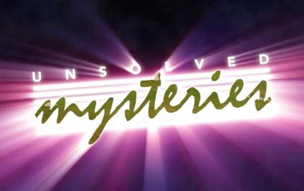 Regresa a la televisión 'Misterios sin resolver' | El Diario
