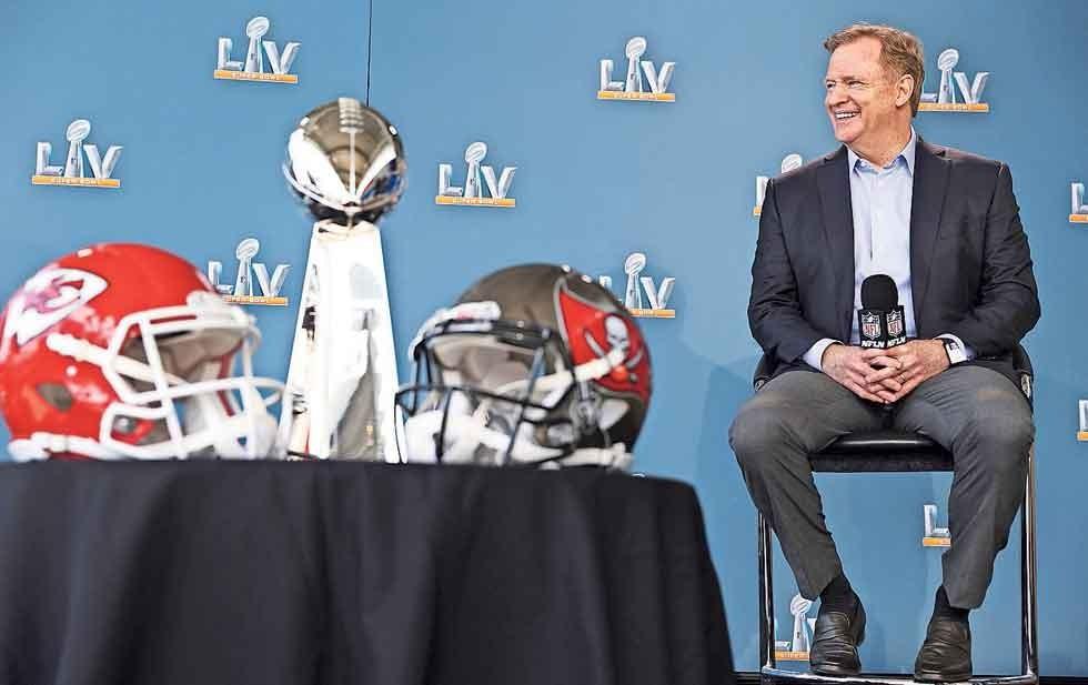 Se jugará Super Bowl LV aunque surjan contagios