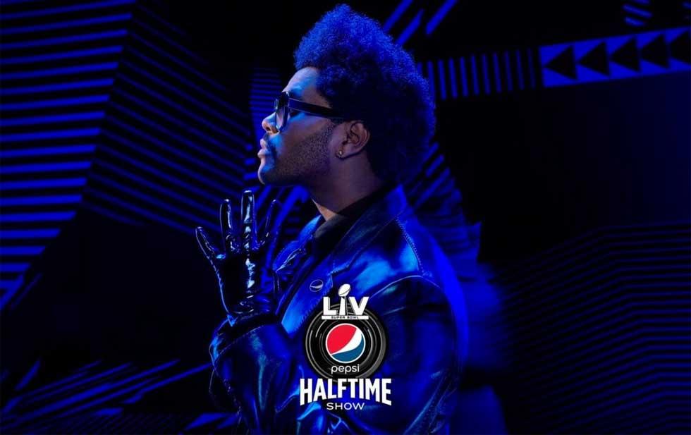 Video: The Weeknd revela parte del show de medio tiempo del Super Bowl