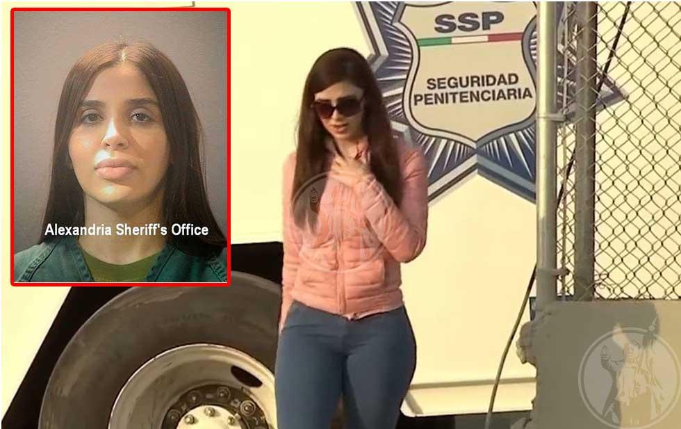 La discreción de Emma Coronel en Juárez